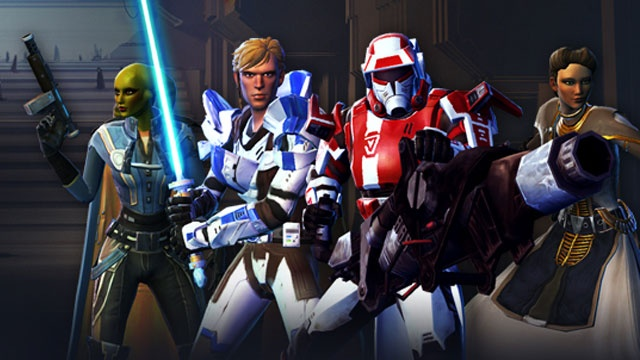 Star Wars: The Old Republic: Cписок русских гильдий в SWTOR