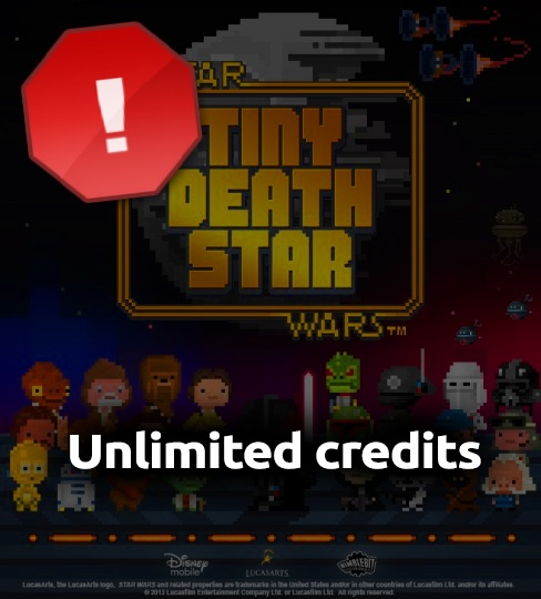 Блог им. admin: Взломанная версия игры Star Wars: Tiny Death Star (cracked, Android)