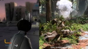 Star Wars Battlefront I, II, III: Плюсы и минусы Star Wars: Battlefront перед Star Wars: Battlefront 3
