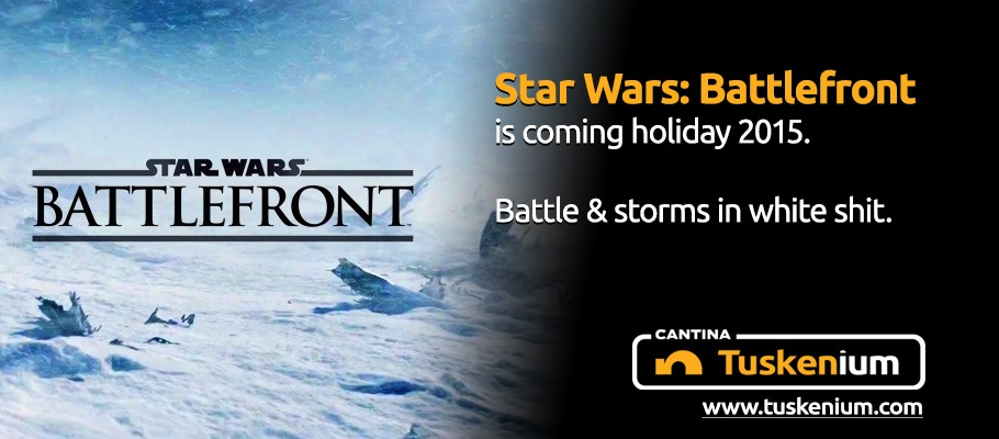 Star Wars Battlefront I, II, III: Star Wars: Battlefront выйдет на НГ 2015