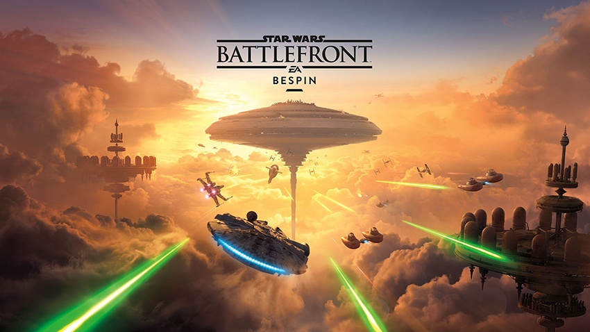 Star Wars Battlefront I, II, III: Дополнение «Беспин» для Star Wars Battlefront выйдет в июне