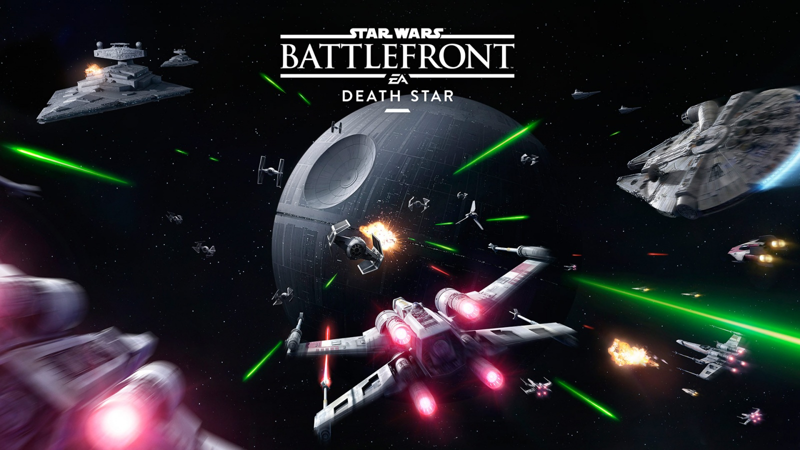 Star Wars Battlefront I, II, III: Star Wars Battlefront: Death Star — Звезда раздора