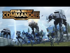 Трейлер Star Wars: Commander