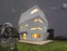 Дом Star Wars House в Корее