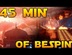 Star Wars Battlefront: 45 Minutes of Bespin Gameplay From All Maps & Heroes