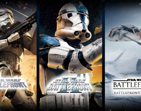 История серии Star Wars: Battlefront